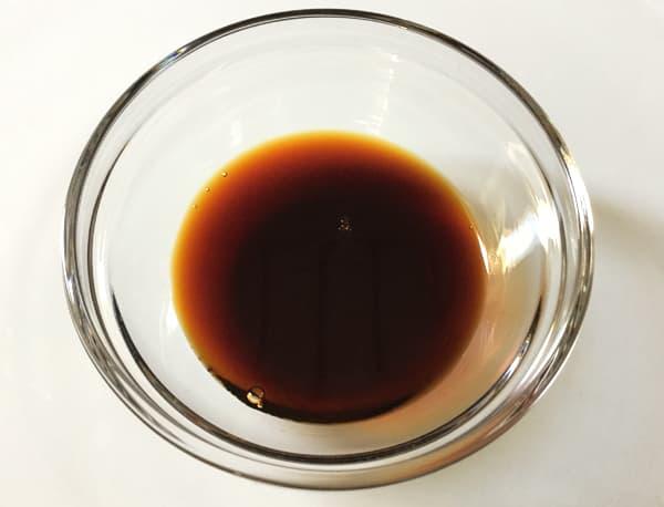 salsa di soia (shoyu)