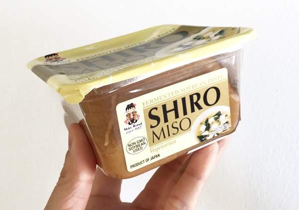 shiro miso