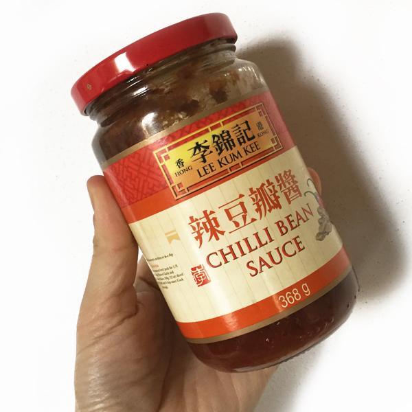 salsa piccante cinese