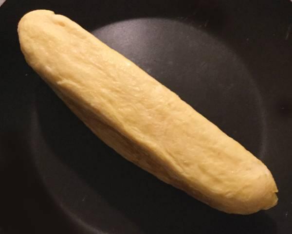 frittata al dashi arrotolata dashimaki tamago