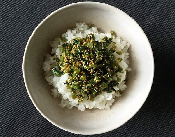 Furikake di verdure