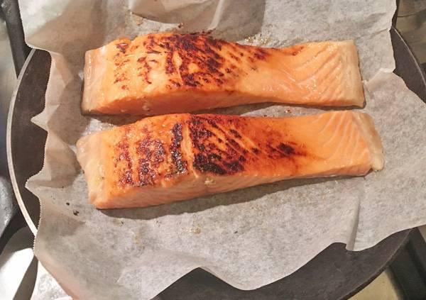 ricetta di kasuzuke di pesce
