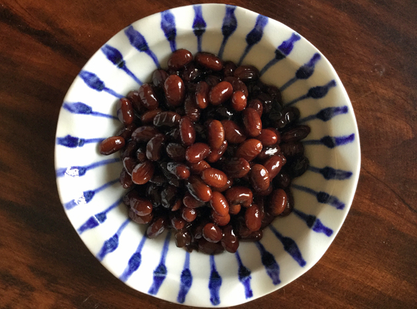 soia nera stufata