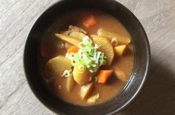 minestra tonjiru