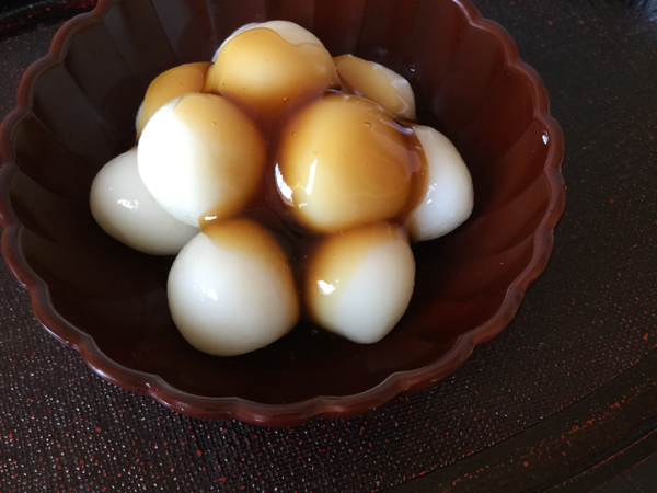 shiratama dango