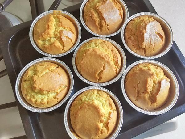 Ricetta di Muffin con farina di riso e miglio