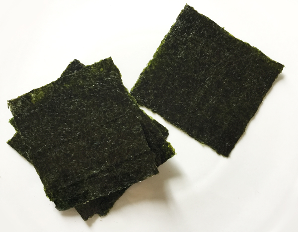 NORI – Fogli di alga