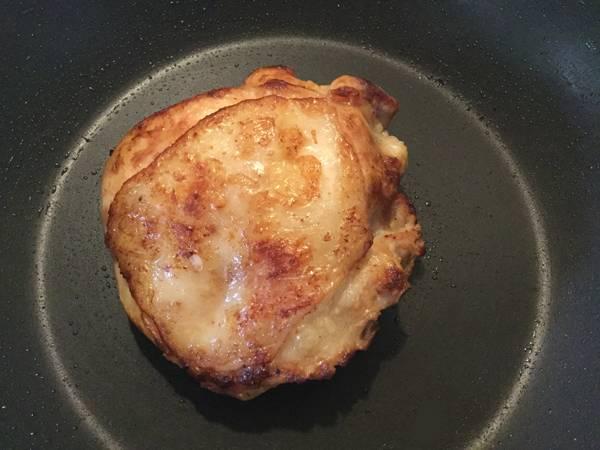 saute di pollo marinato alla salsa di pesce