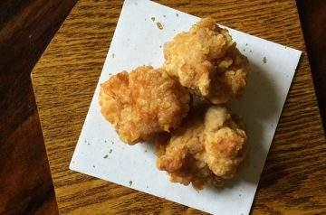 pollo fritto alla salsa di soia
