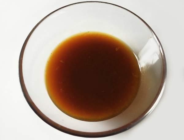 salsa ponzu fatta in casa
