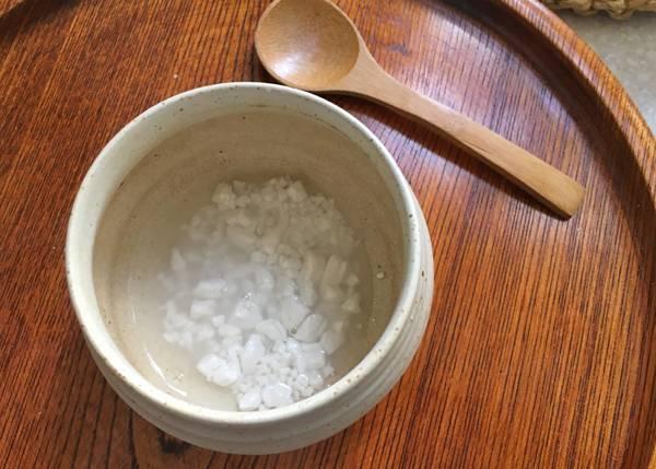 ricetta di kuzuyu in tazza