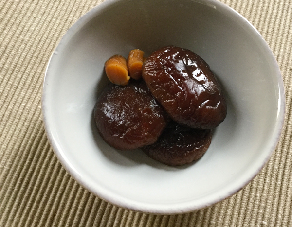 funghi shiitake cotti