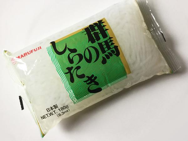 Shirataki confezionati