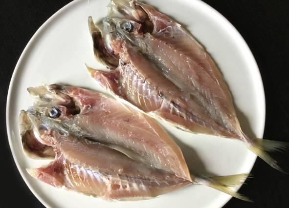 come preparare himono di pesce