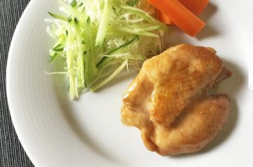 pollo alla salsa teriyaki