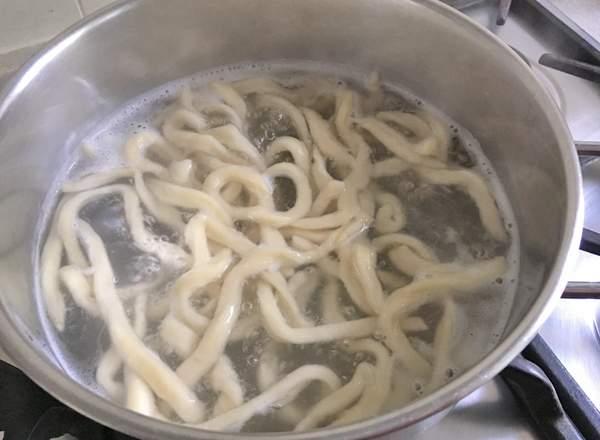 Cuocere gli udon