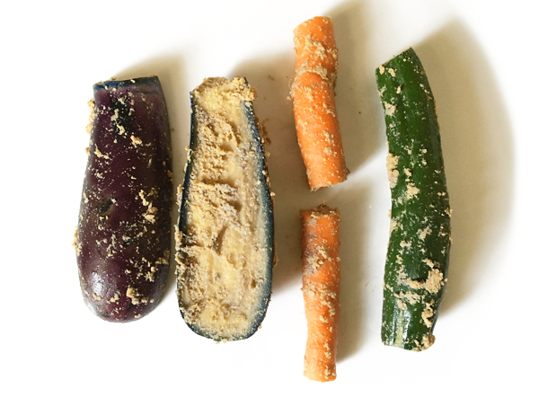 Nukamisozuke di verdure