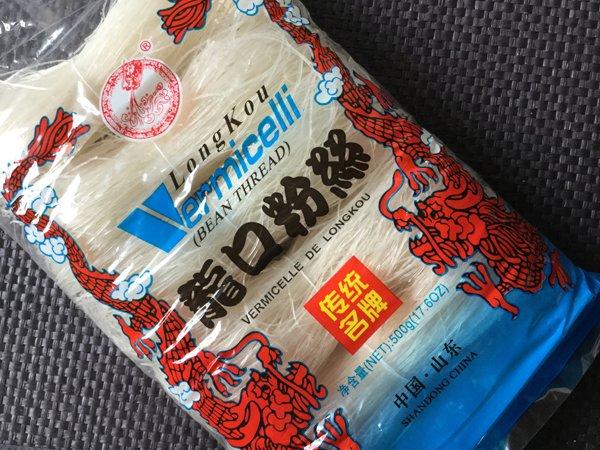 vermicelli cinesi