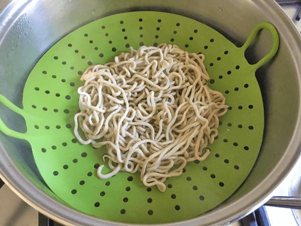 ricetta di yakisoba