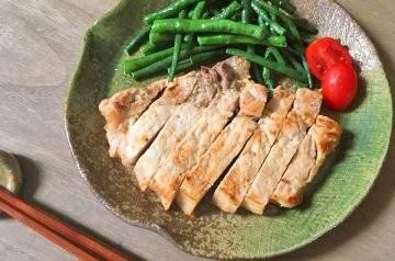 bistecca di maiale al miso
