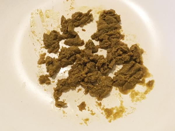 ricetta di curry verde