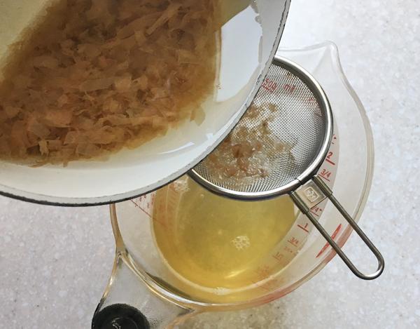ricetta di primo brodo (ichiban dashi)