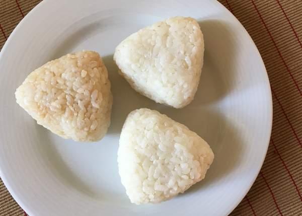 ricetta di onigiri arrostiti