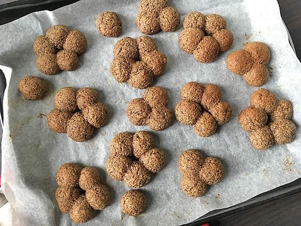 ricetta di biscotti con farina di grano saraceno sobabolo