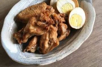 spezzatino di pollo in agrodolce