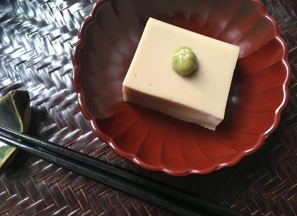 ricetta di tofu di sesamo