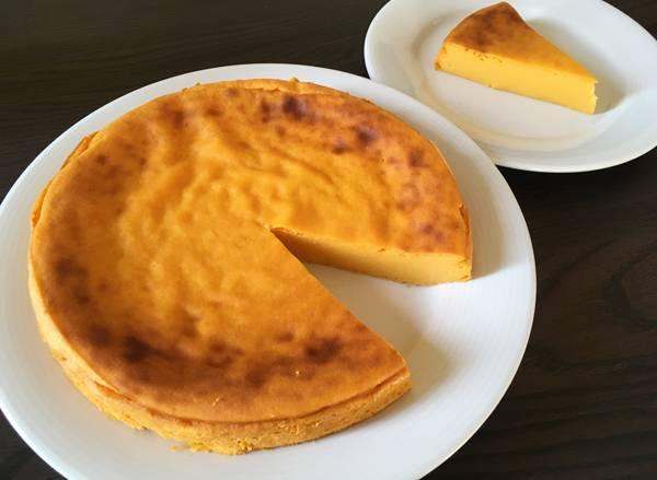 torta di patata dolce