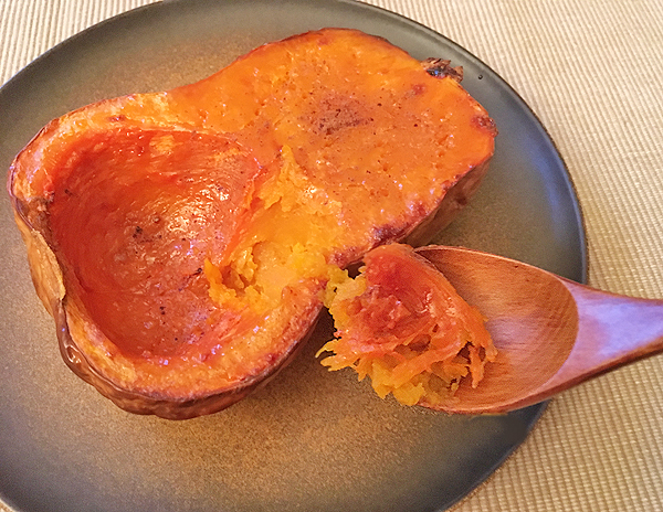 Zucca butternut arrostita al forno