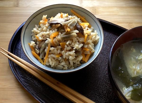 riso arricchito takikomi gohan