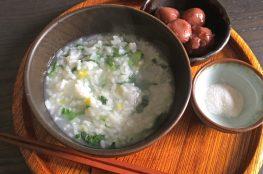 riso con sette erbette
