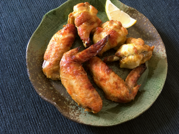 pollo tandoori alla salsa di soia