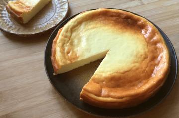 cheesecake cotto senza glutine