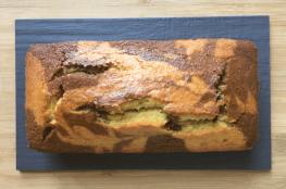 torta marmorizzata al caffe