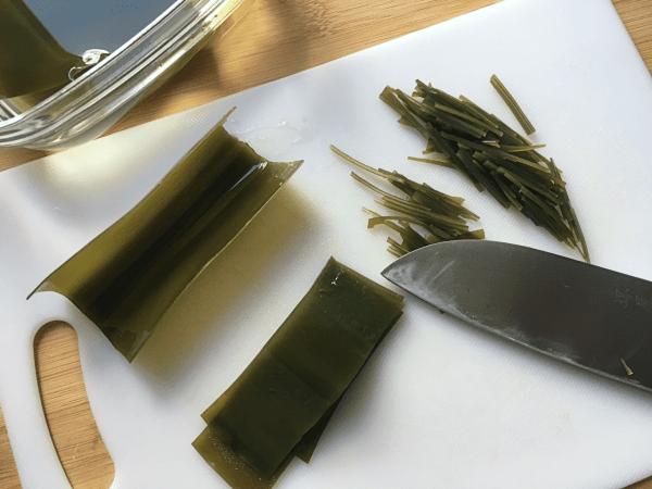 kombu salata shiokonbu