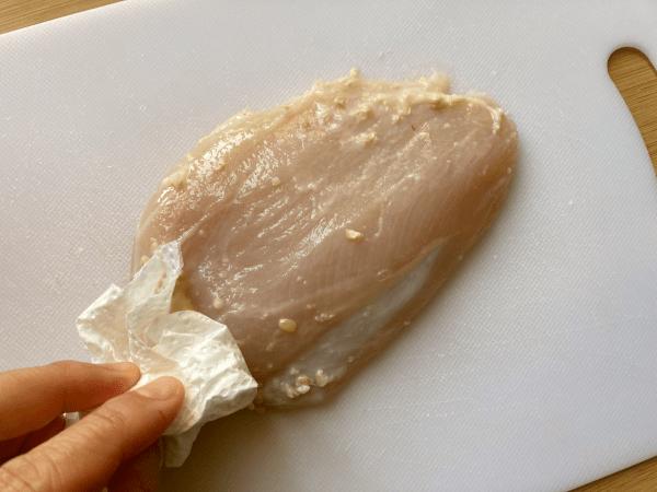 sagohachizuke di carne