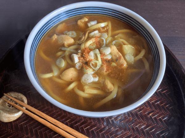 udon al curry