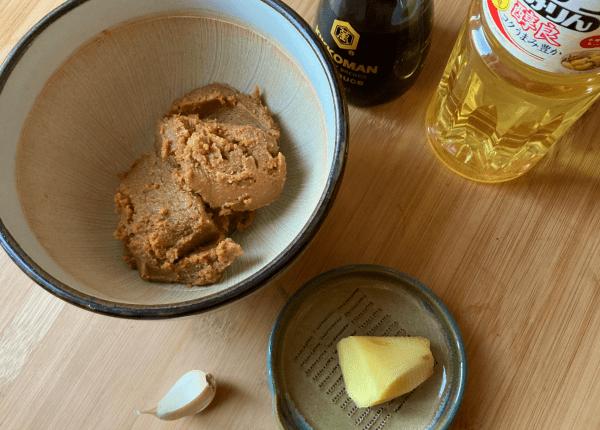 pasta di miso per ramen